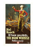 The Noon Whistle  Stan Laurel  1923