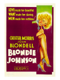Blondie Johnson  Joan Blondell  1933