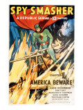 Spy Smasher  Kane Richmond in 'Chapter 1: America Beware'  1942