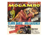 Mogambo  Grace Kelly  Clark Gable  Ava Gardner  1953