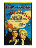 Treasure Island  Wallace Beery  Jackie Cooper  1934