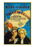 Treasure Island  Wallace Beery  Jackie Cooper  1934