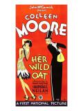 Her Wild Oat  3-Sheet Poster  1927  Flirtation