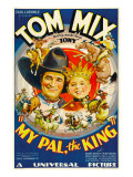 My Pal  the King  Tom Mix  Mickey Rooney  1932