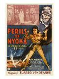 Perils of Nyoka  Kay Aldridge in 'Chapter 8: Tuareg Vengeance'  1942