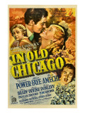 In Old Chicago  Alice Brady  Tyrone Power  Alice Faye  Don Ameche  1937
