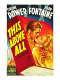 This Above All  Tyrone Power  Joan Fontaine  1942