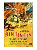 The Lone Defender  June Marlowe  Rin-Tin-Tin in 'Episode 2: the Fugitive'  1930