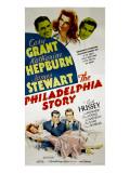 The Philadelphia Story  Cary Grant  Katharine Hepburn  James Stewart  1940
