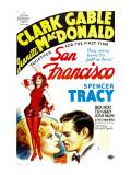 San Francisco  Jeanette Macdonald  Clark Gable  1936
