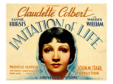 Imitation of Life  Claudette Colbert  1934
