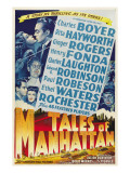 Tales from Manhattan  Rita Hayworth  Charles Boyer  1942