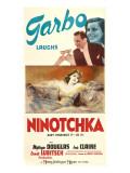 Ninotchka  Melvyn Douglas  Greta Garbo  1939