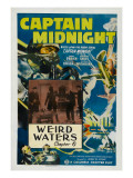 Captain Midnight  'Chapter 6: Weird Waters'  1942