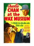 Charlie Chan at the Wax Museum  Sidney Toler (Top Right)  Joan Valerie  Marc Lawrence  1940