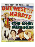Out West with the Hardys  1938
