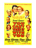 You Can&#39;T Take it with You  James Stewart  Jean Arthur  1938
