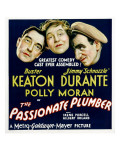 Passionate Plumber  Buster Keaton  Polly Moran  Jimmy Durante  1932