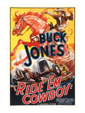 Ride &#39;Em Cowboy  Buck Jones  1936