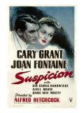 Suspicion  Cary Grant  Joan Fontaine  1941