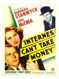 Internes Can'T Take Money  Barbara Stanwyck  Joel Mccrea  1937