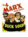 Duck Soup  Groucho Marx  Harpo Marx  Chico Marx  Zeppo Marx  1933