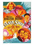 Slave Ship  Jane Darwell  Wallace Beery  Mickey Rooney  Warner Baxter  Elizabeth Allan  1937