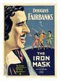 The Iron Mask  Foreground  1929