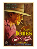 The California Trail  Buck Jones  1933