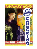 Lady from Chungking  Anna May Wong  1942