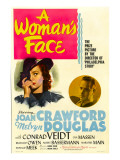 A Woman&#39;s Face  Joan Crawford  Melvyn Douglas  1941