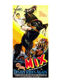 Destry Rides Again  Tom Mix  1932