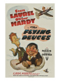 The Flying Deuces  Stan Laurel  Oliver Hardy  1939