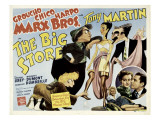 The Big Store  Harpo Marx  Chico Marx  Virginia O'Brien  Groucho Marx  1941