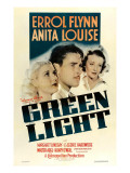 Green Light  Anita Louise  Errol Flynn  Margaret Lindsay  1937
