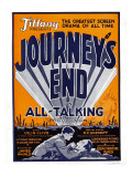 Journey's End  Window Card  1930