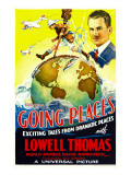 Going Places  Lowell Thomas  1935