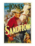 Sandflow  Buck Jones  1937