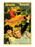 Swing Time  Ginger Rogers  Fred Astaire  Fred Astaire  Ginger Rogers  1936