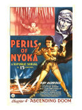 Perils of Nyoka  Kay Aldridge  Clayton Moore  1942