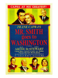 Mr Smith Goes to Washington  James Stewart  Jean Arthur  1939