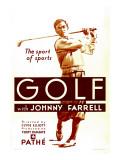 Golf  Johnny Farrell  1930