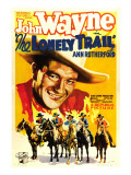 The Lonely Trail  John Wayne  1936
