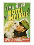 Hotel Imperial  Isa Miranda  Ray Milland  1939