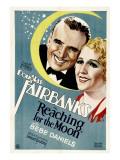 Reaching for the Moon  Douglas Fairbanks  Bebe Daniels  1930