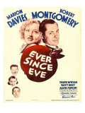 Ever Since Eve  Marion Davies  Robert Montgomery  1937