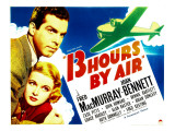 Thirteen Hours by Air  Fred Macmurray  Joan Bennett  1936
