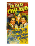 In Old Chicago  Tyrone Power  Alice Faye  Don Ameche  1937