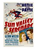 Sun Valley Serenade  Glenn Miller  Sonja Henie  John Payne  1941