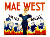 I'm No Angel  Cary Grant  Mae West  Mae West  1933
